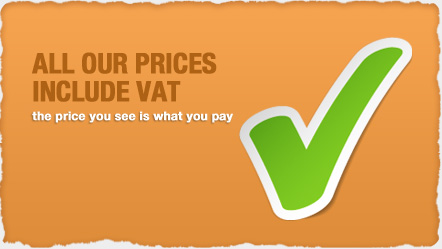 All Prices Inclue VAT